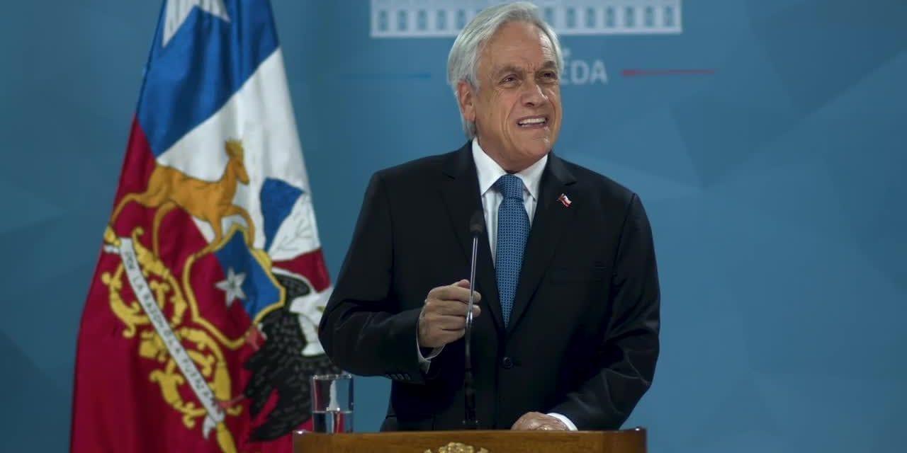 Piñera anuncia Plan social para detener la protesta de los chilenos