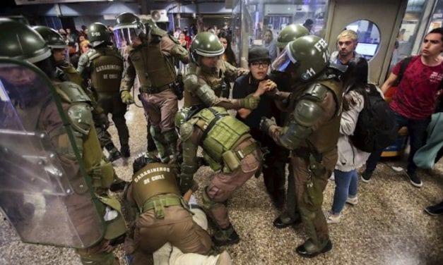 ASAMBLEA CONSTITUYENTEPARA UN NUEVO CHILE