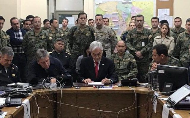 Diputados investigan a un debilitado Piñera por las decisiones tomadas para «enfríar» la grave crisis política