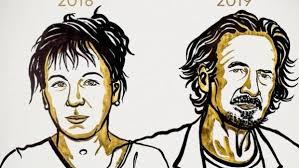 La Polaca Olga Tokarczuk y el austriaco Peter Handke son los dos nuevos grandes de la Literatura mundial