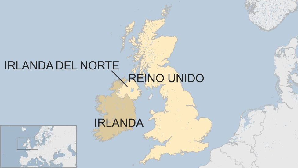 ¿Qué pasa con la frontera irlandesa? –  Las claves del acuerdo del 'brexit'