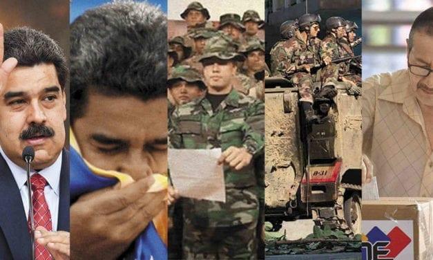 La democracia es el único régimen que permite cambiar gobernantes sin sangre – Los cinco escenarios para Venezuela