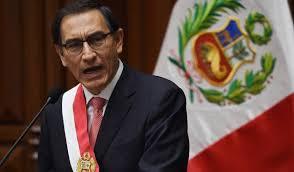Las medidas del Presidente Vizcarra «reencaminan» el orden político y democrático en Perú
