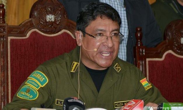 Mas compleja que la de Chile es ahora la situación de Bolivia con un gran vacío de poder
