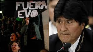 Crisis de Bolivia está fuera de control y ya deja un saldo de más de 30 muertos