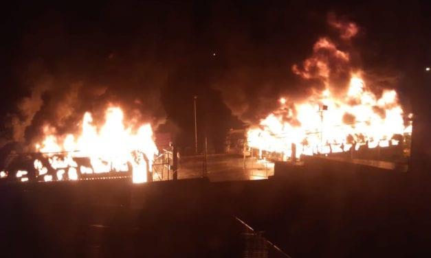 Bolivia en llamas y la Policía pide la intervención de las Fuerzas Armadas en La Paz