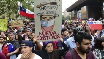 CHILE: ASAMBLEA CONSTITUYENTE  POR LA RAZÓN O LA FUERZA