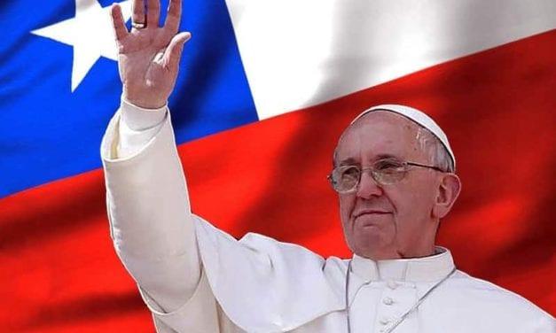 SOBREPASADOS – Hasta el Papa está asustado y sorprendido con lo que pasa en Chile
