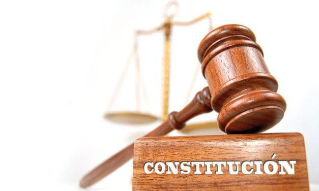 LAS TRES PATAS DE LA MESA de la nueva Constitución