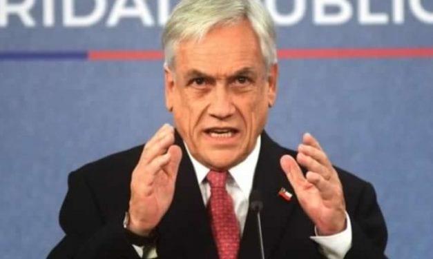 Acusación contra Piñera ocupará tiempo que el Congreso necesita para ayudar a los más pobres