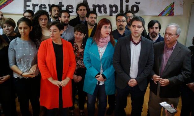 Chile: AUGE Y CAIDA DEL FRENTE AMPLIO