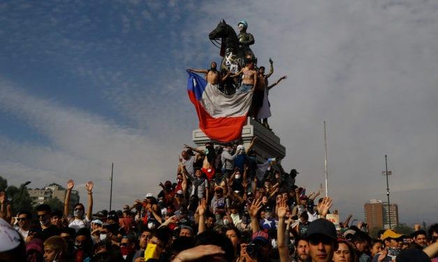 Análisis sobre las causas del estallido social chileno de Octubre – un estudio teórico