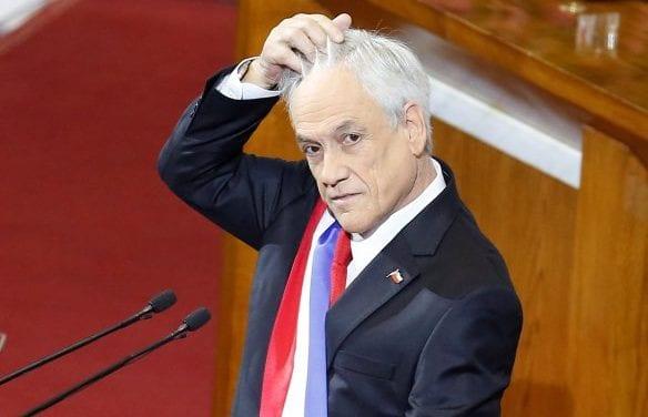 Cada semana nos queda menos del Presidente Piñera: Apoyo bajo a 10 % – Comunista pide adelantar elecciones