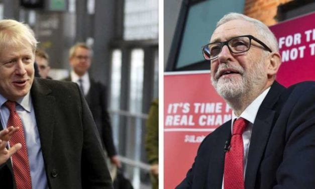 Johnson arrasa en las elecciones en el Reino UNido – El brexit va pero también va la independencia de Escocia!