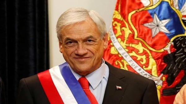 Piñera cae en las encuestas y baja siete puestos en el ranking de los presidentes latinoamericanos – Situación de Chile