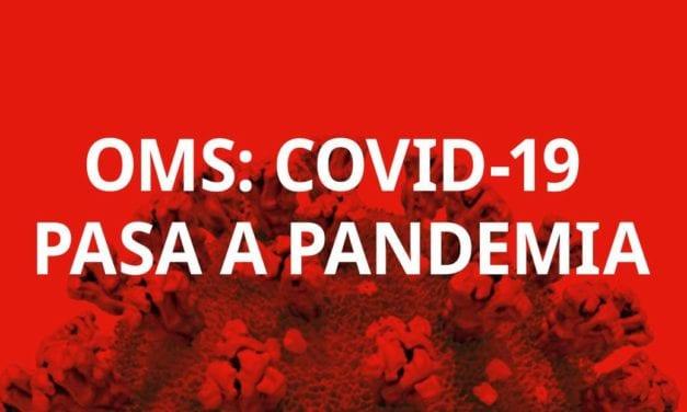 El coronavirus fue declarado pandemia global por la OMS: ha matado ya a 4.290 personas en 114 países