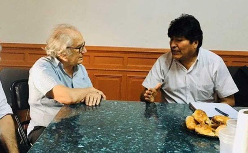 Postulan a Evo Morales al Nobel de la Paz