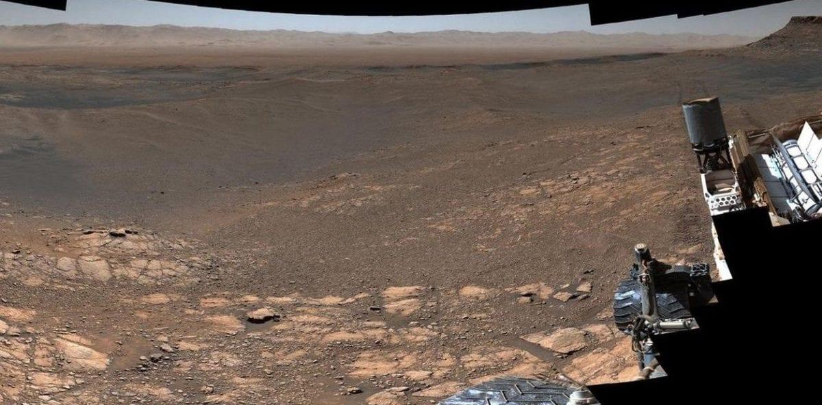 Así es Marte!