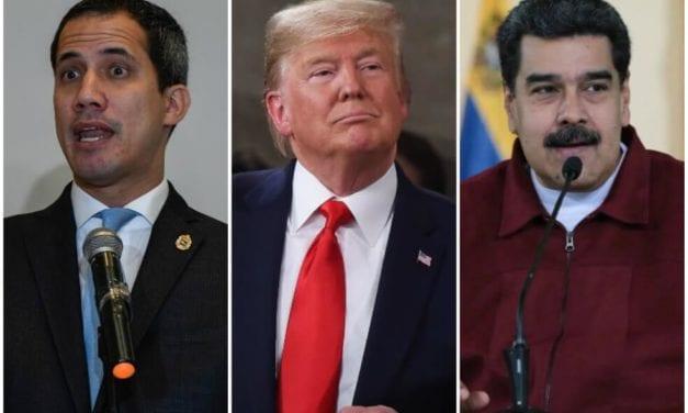 EE UU impulsa nuevo plan intervencionista para sacar a Maduro del poder en Venezuela – «Acciones de Trump son miserables», dijo