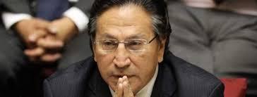 Ni por «loco» el ex presidente peruano Alejandro Toledo  se libera de la cárcel en EE UU