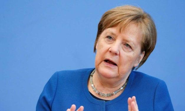 MERKEL PIDE interrumpir la VIDA Social alemana para afrontar el mayor desafío desde la Segunda Guerra MUNDial