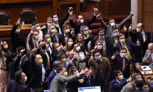Triunfo de Piñera al ganar la testera de la Cámara – Derrotados el DC Silber y la comunista Cariola