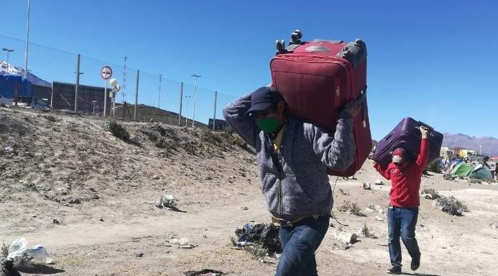 Bolivia no atiende el regreso de bolivianos desde Chile y Evo Morales politiza tensa situación – Reacción de Bachelet