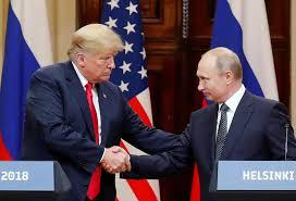 Putin ayuda humanitariamente a Trump por la pandemia al margen de toda ideología y estrategia de poder