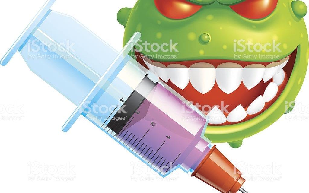 Bacterias y Virus, nuestras amigas y enemigos