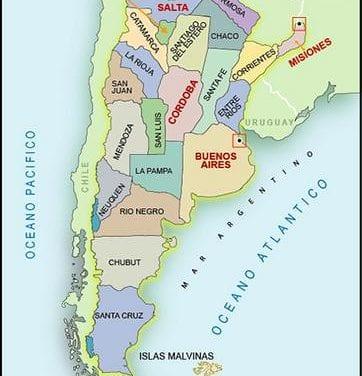 Cinco de 23 provincias argentinas llevan más de una semana sin nuevos casos de coronavirus