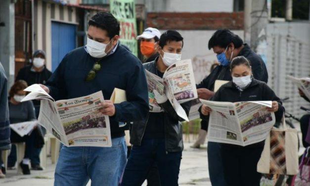 Bolivia: Periodistas preocupados por restricciones a la libertad de expresión en medio de la pandemia