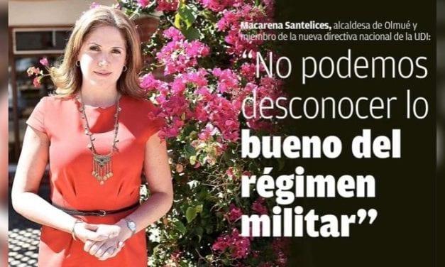 Piñera vuelve a complicarse la vida tras nombrar a sobrina nieta de Pinochet como ministra de equidad de género