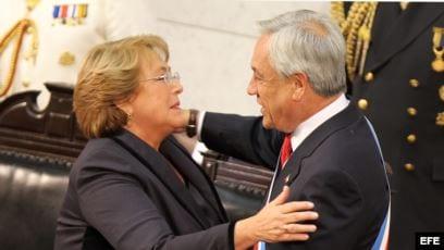 81% está de acuerdo con la decisión del Gobierno de entregar 2,5 millones de cajas de alimentos – Crítica a Piñera de Bachelet