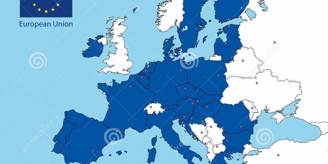 Multimillonario fondo presenta la Unión Europea para recuperar a los 27 países afectados por Covid-19