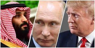 ¿Termina una larga «luna de miel con ventajas» entre Estados Unidos y Arabia Saudita por corona virus y el petróleo?