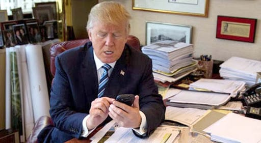 Trump limita la protección de las redes sociales en EE UU porque lo «único que hacen es criticarme»