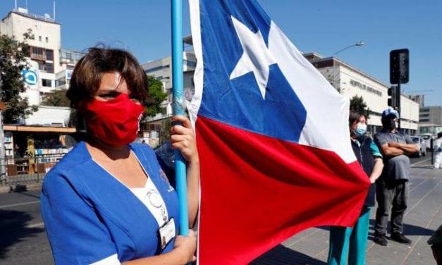 Chile Mañalich: Vivimos el momento más difícil de la pandemia y no me atrevería a pronosticar lo que va a ocurrir mañana