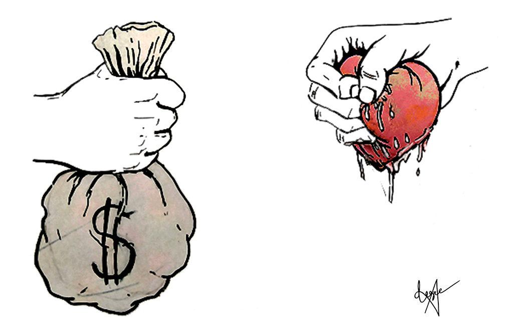 La Bolsa o la Vida