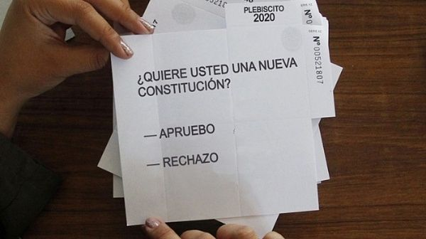 Chile: El Plebiscito, Certezas y Dudas