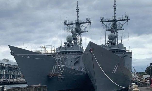 Chile Compra dos fragatas