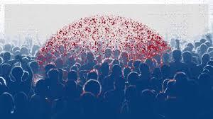 Para combatir el coronavirus se necesita una población motivada, bien informada, y no ignorante y vigilada