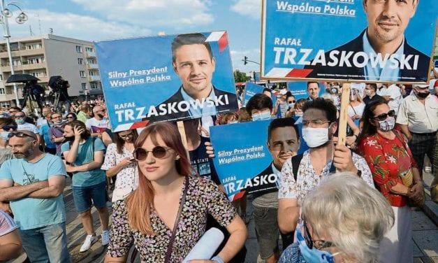 El europeísmo y el nacionalismo se juegan el futuro en las elecciones presidenciales polacas del domingo