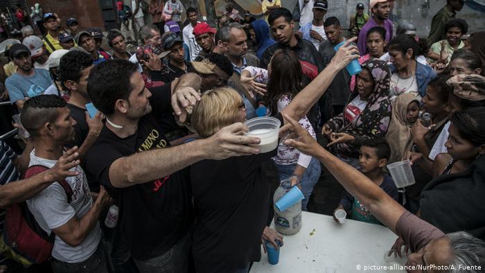 El hambre «corroe» a casi 50 millones de latinoamericanos sin contar aún el desastre del covid