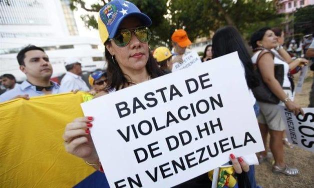 En Venezuela parece que no conocen lo que son los derechos humanos, según nuevo informe de la ONU
