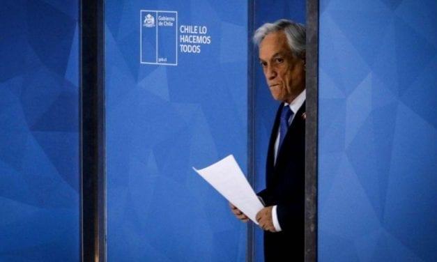La Constitución de Piñera saca «ronchas»