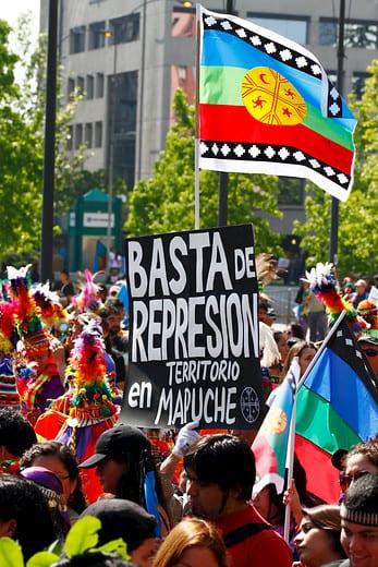 Conflicto mapuche se agrava en Chile a un día de asumir nuevo ministro del Interior Víctor Pérez
