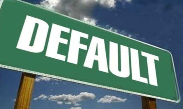 Argentina en default  intenta renegociar deudas extranjeras que por el momento son impagables