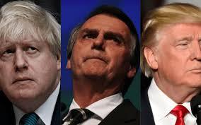 El desastre mundial del coronavirus complica a líderes como Bolsonaro, Trump y Johnson