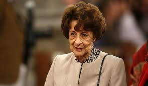 Murio la madre de Michelle Bachelet Angela Jeria