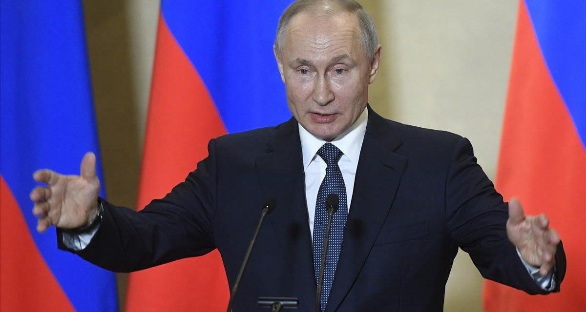 Putin el nuevo Zar de Rusia